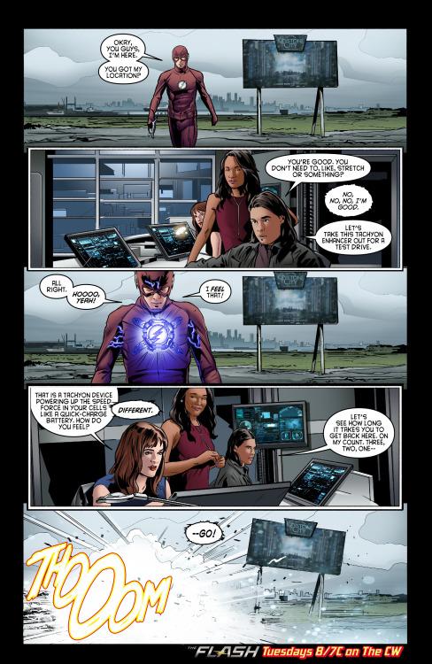 New 'Flash' 'Versus Zoom' Preview Teases How Barry Met 'Supergirl'