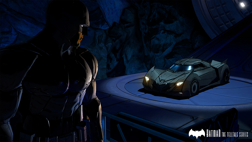 BATMAN THE TELLTALE SERIES Release Date
