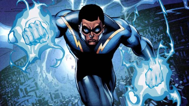 FOX Picks Up DC's Black Lightning TV Series